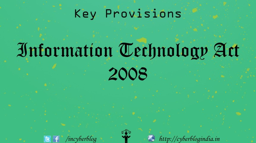 information technology act 2008 pdf